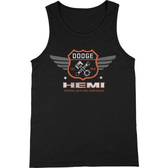 Country Boy® Dodge Garage Hemi - Tank Top