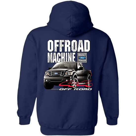 Country Boy® Offroad F-150 - Relaxed Pullover Hoodie