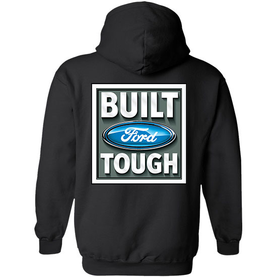 Country Boy® Built Ford Tough - Relaxed Pullover Hoodie