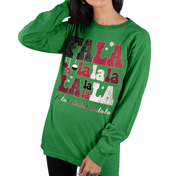 Country Girl® Comfort Colors Falala - Long Sleeve Tee