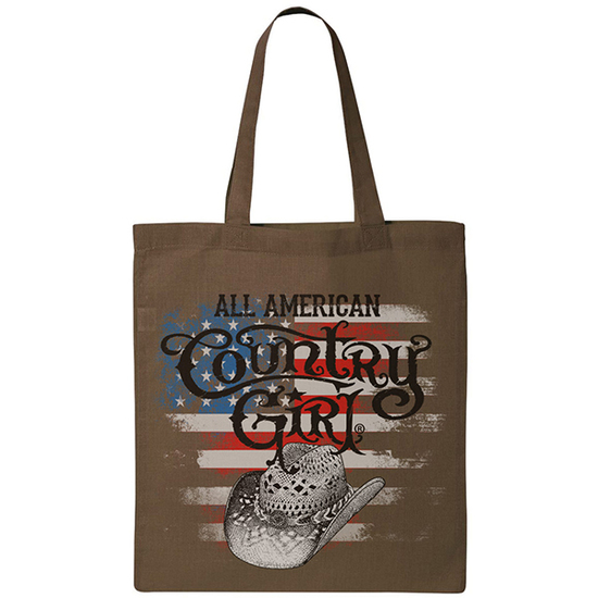 Country Girl® All American - Lightweight Tote Bag